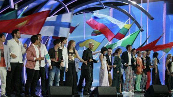 """""""Нова хвиля"""" переїжджає з Латвії в Росію"""