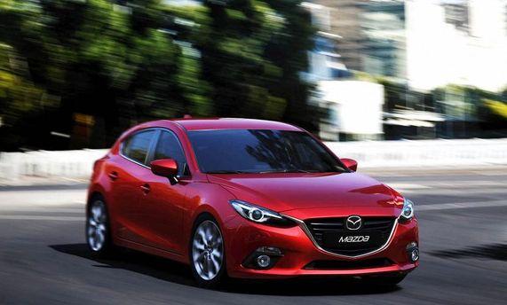 Mazda3 — найкраща серед дешевих