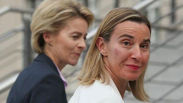 ЕС подумает о дополнительных средствах воздействия на Россию, кроме санкций, — Могерини