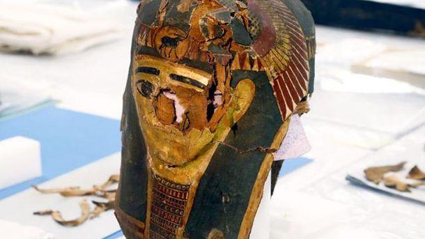 Похоронна маска