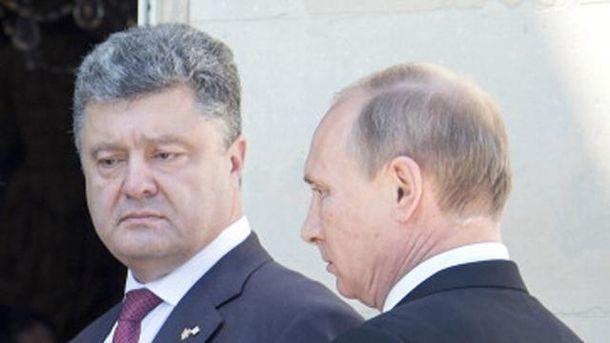 Путін вже 11 днів не дзвонить до Порошенка, — ЗМІ