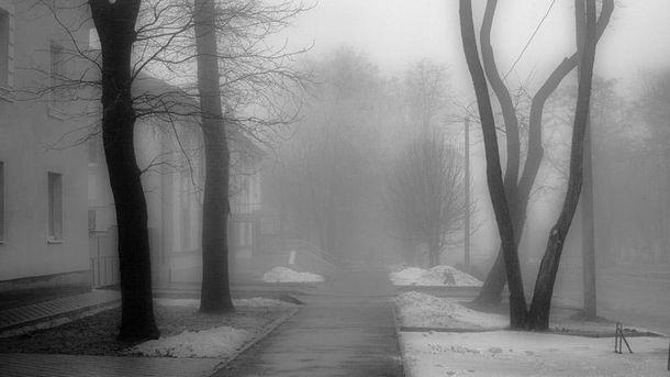 Сегодня в Украине облачно и влажно