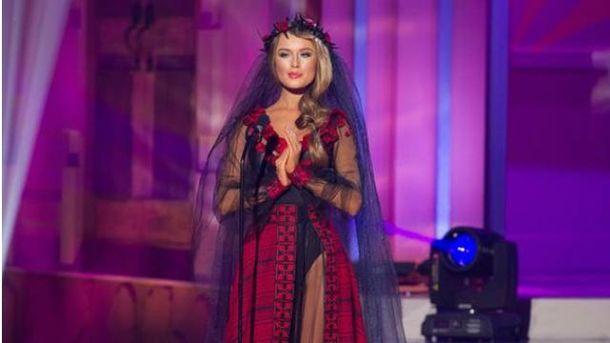 """Зрители не оценили """"Невесту войны"""": украинка не прошла в финал конкурса Мисс Вселенная"""