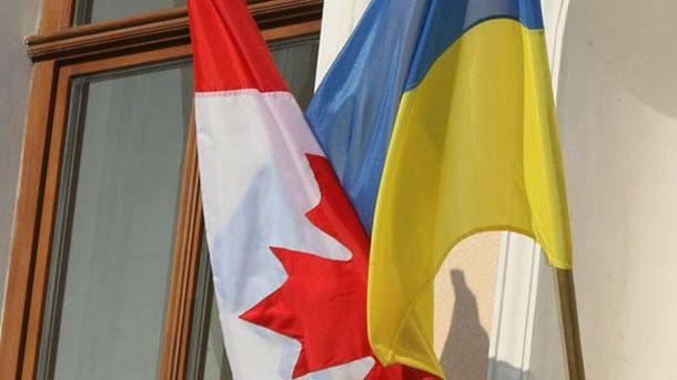 Канада-Україна