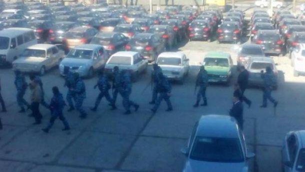 Российские спецслужбы окружили крымскотатарский телеканал