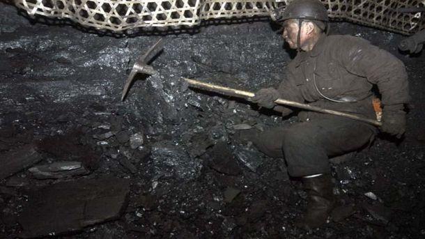 Видобуток вугілля