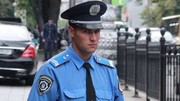 Міліціонер