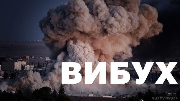 В Днепропетровске на автостоянке произошел взрыв. Есть пострадавшие