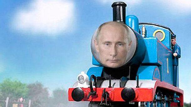 Фотожаба с Путиным