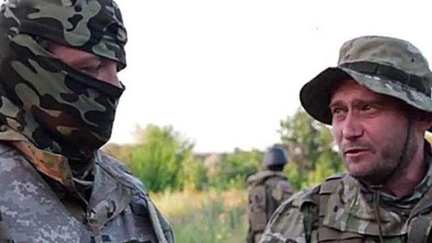 Семен Семенченко и Дмитрий Ярош