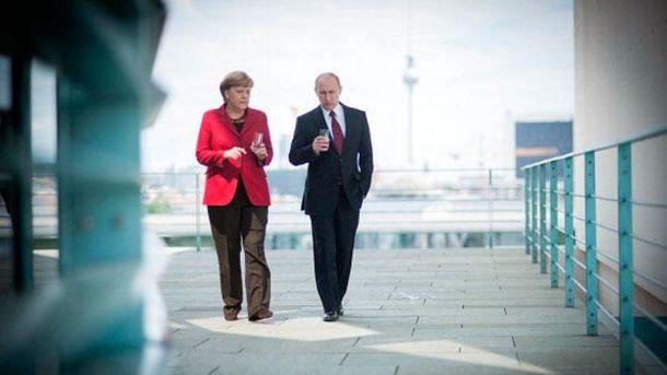 Путин просил у Меркель и Олланда автономию для Донбасса, — The Wall Street Journal