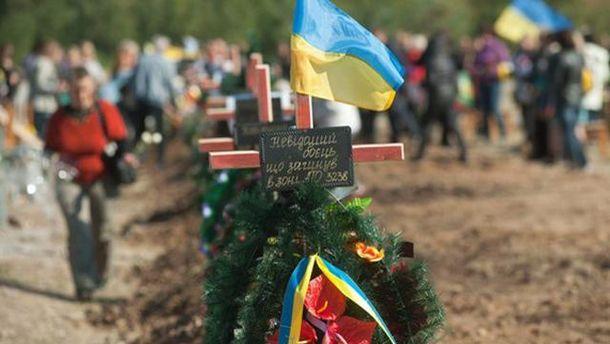 Могили невідомих солдатів