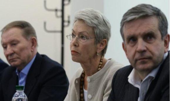 Учасники переговорів контактної групи