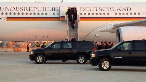 Меркель в Вашингтоне
