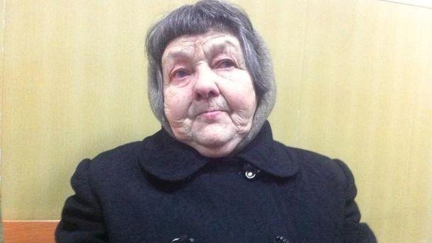 Марія Савченко