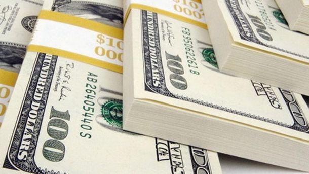 Офіційний курс валют станом напонеділок, 14 грудня