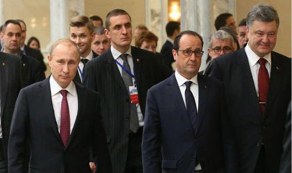 Украина не согласилась на ультиматумы,— Порошенко