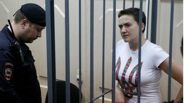 Россия должна освободить Савченко согласно минским договоренностям, — Госдеп