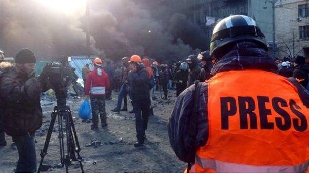 За год в мире погибли 66 журналистов