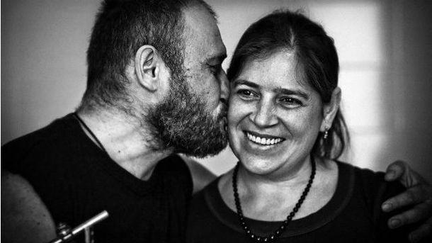 В День Св. Валентина Ярош показал фото с любимой