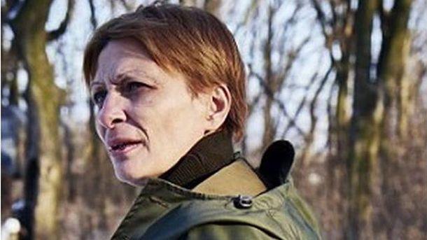 Ольга Качура