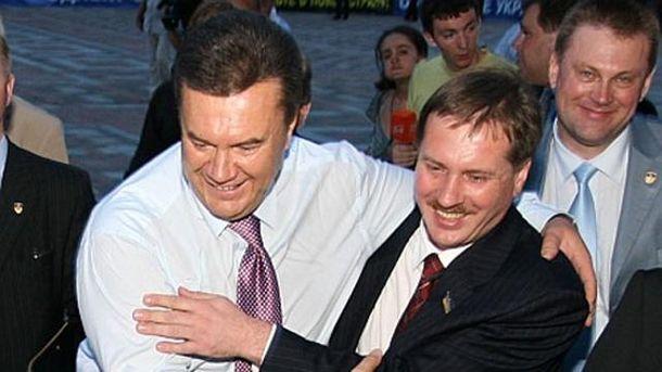 Янукович і Чорновіл