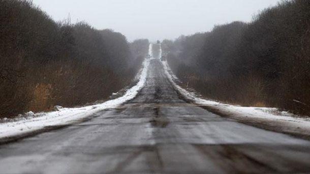 Дорога Артемовск — Дебальцево