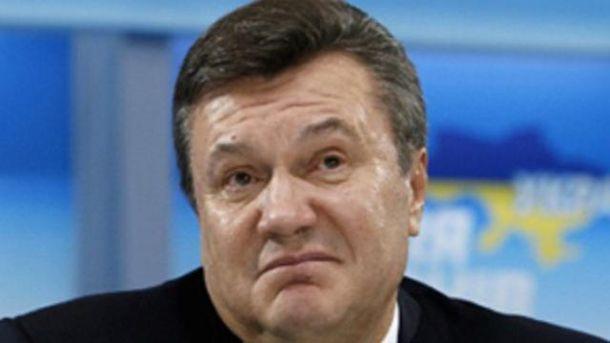 Віктор Янукови