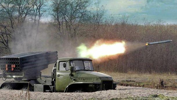 РСЗО БМ-21