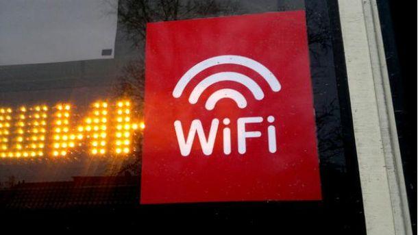 Wi-Fi в трамваях и троллейбусах