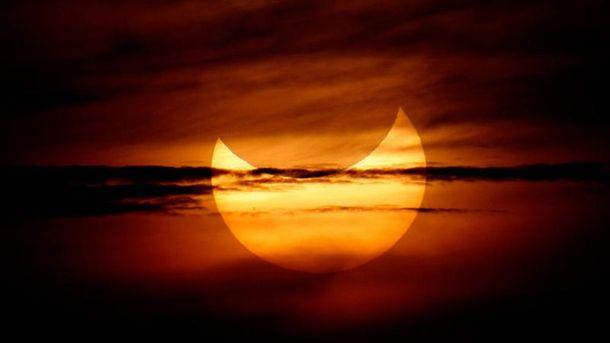 Часткове затемнення Сонця