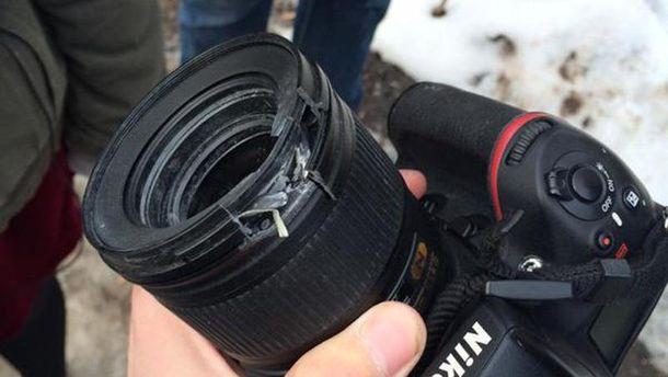Фотоаппарат-спасатель