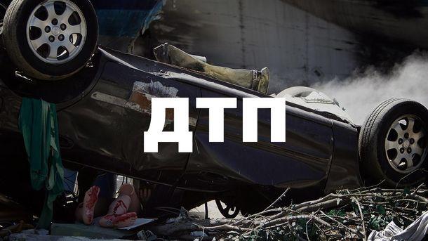 В ДТП под Мариуполем погибли трое военных