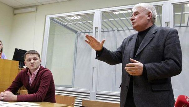Михаил Чечетов в суде