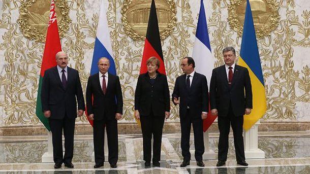 Лукашенко і лідери країн