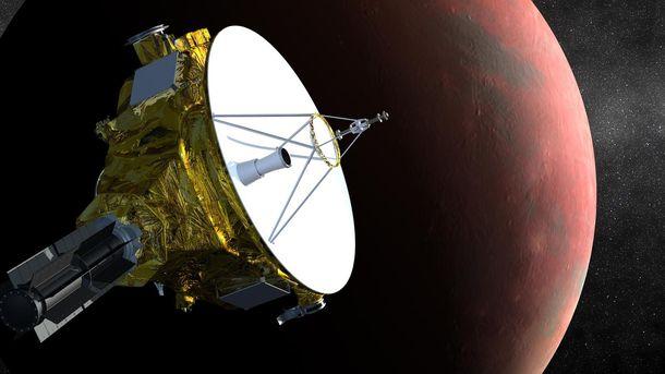Межпланетная станция NASA New Horizons