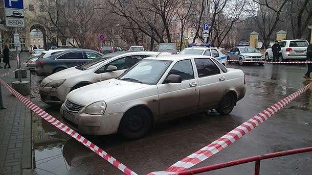Автомобиль киллеров