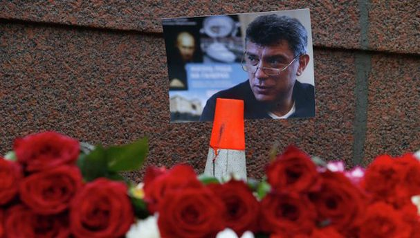 Портрет Немцова