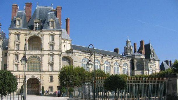Музей французского замка Фонтенбло
