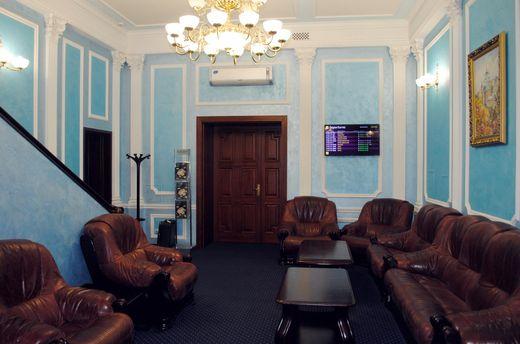 Зал офіційних делегацій
