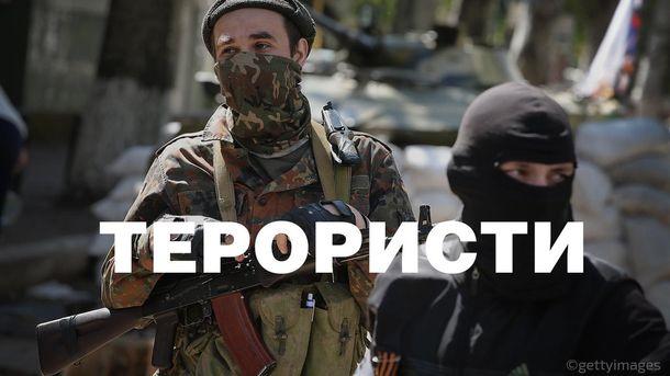 На импровизированных полигонах российские специалисты учат террористов воевать
