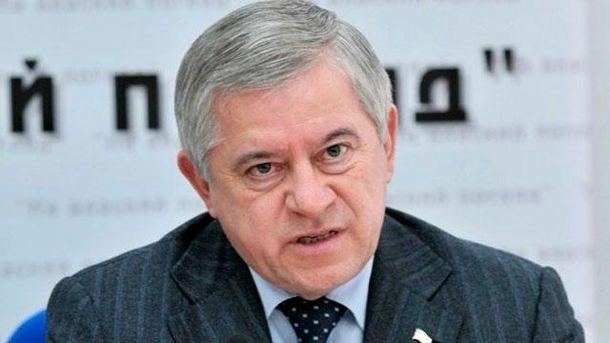 Голова групи Анатолій Кінах