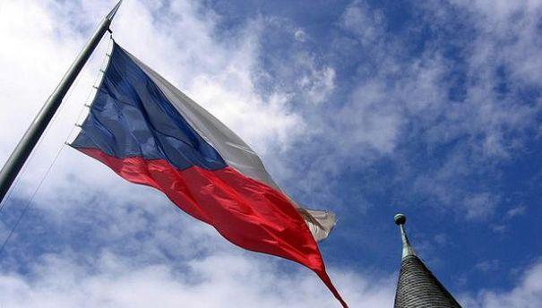 Флаг Чешской Республики