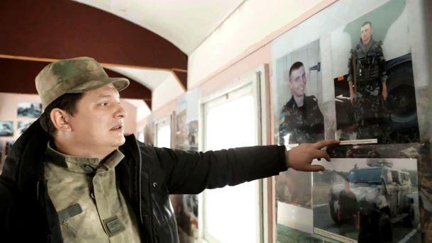 Выставка фото бойца