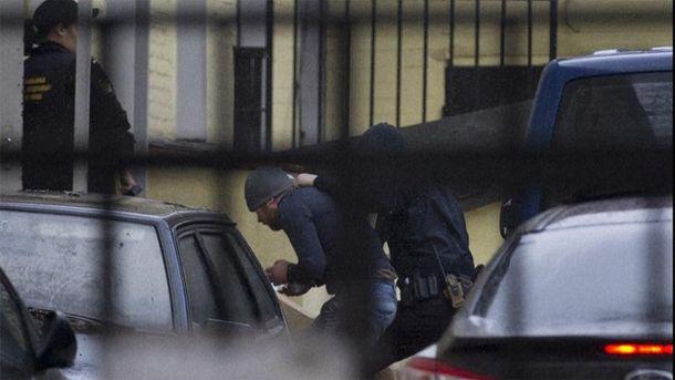 Один из подозреваемых в убийстве Немцова