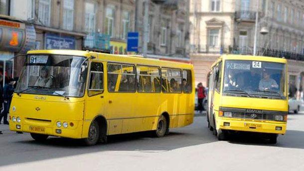 Маршрутні таксі