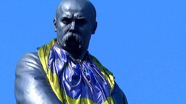 пам'ятник Шевченкові у Харкові