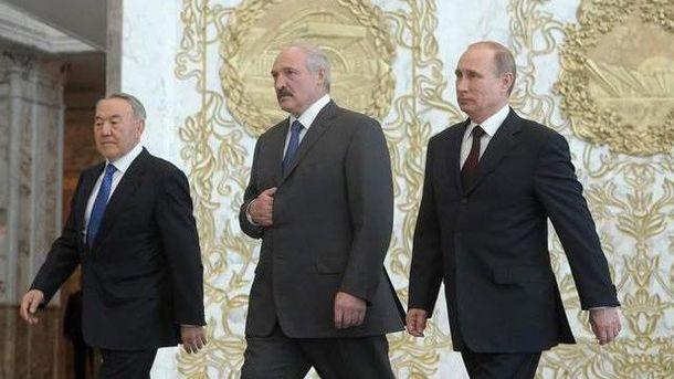 Встречу президентов России, Беларуси и Казахстана перенесли