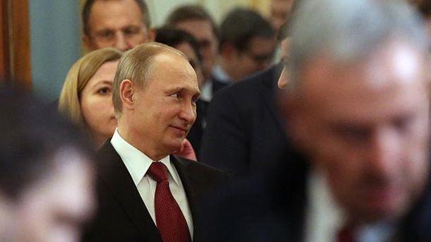 Володимир Путін 5 березня, коли востаннє його бачили журналісти