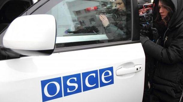 Машина ОБСЄ